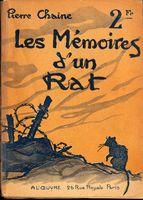 Mémoires d'un rat